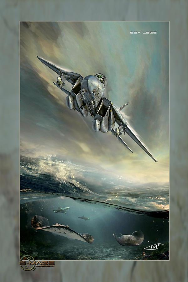 Sea Legs XXL by Peter Van Stigt