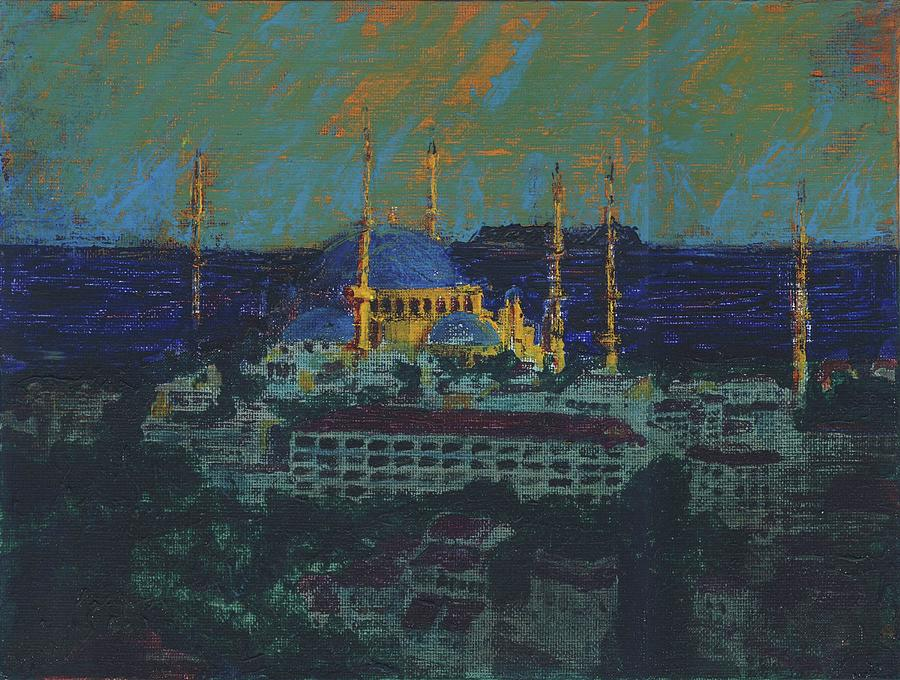 Sea of Marmara by John Garfitt