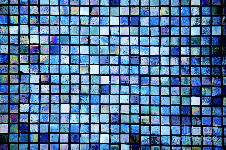 Abstract Photograph - Sea Of Tiles by Brandon Tabiolo - Printscapes