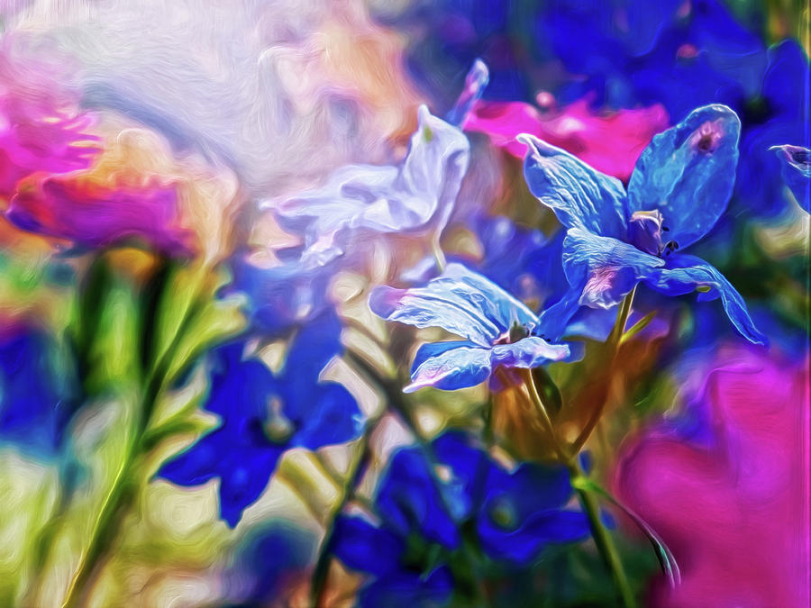 Sea of Tranquility Digital Art by Doctor MEHTA
