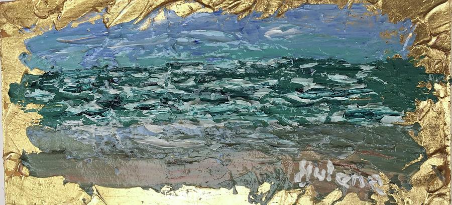 Sea, Sand and Sky by Julene Franki