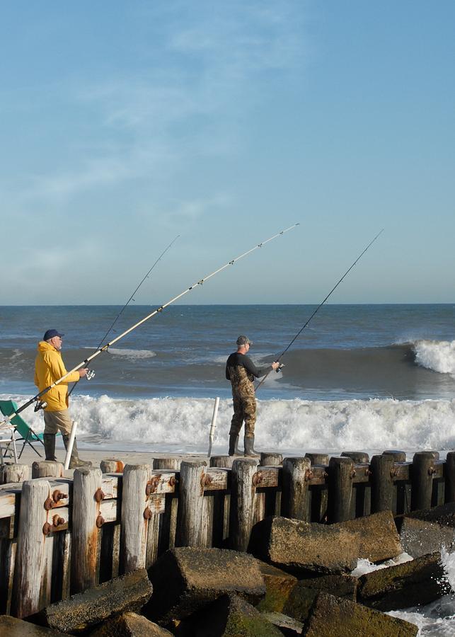 Fun In The Sun Photograph - Sea Shore 49 by Joyce StJames
