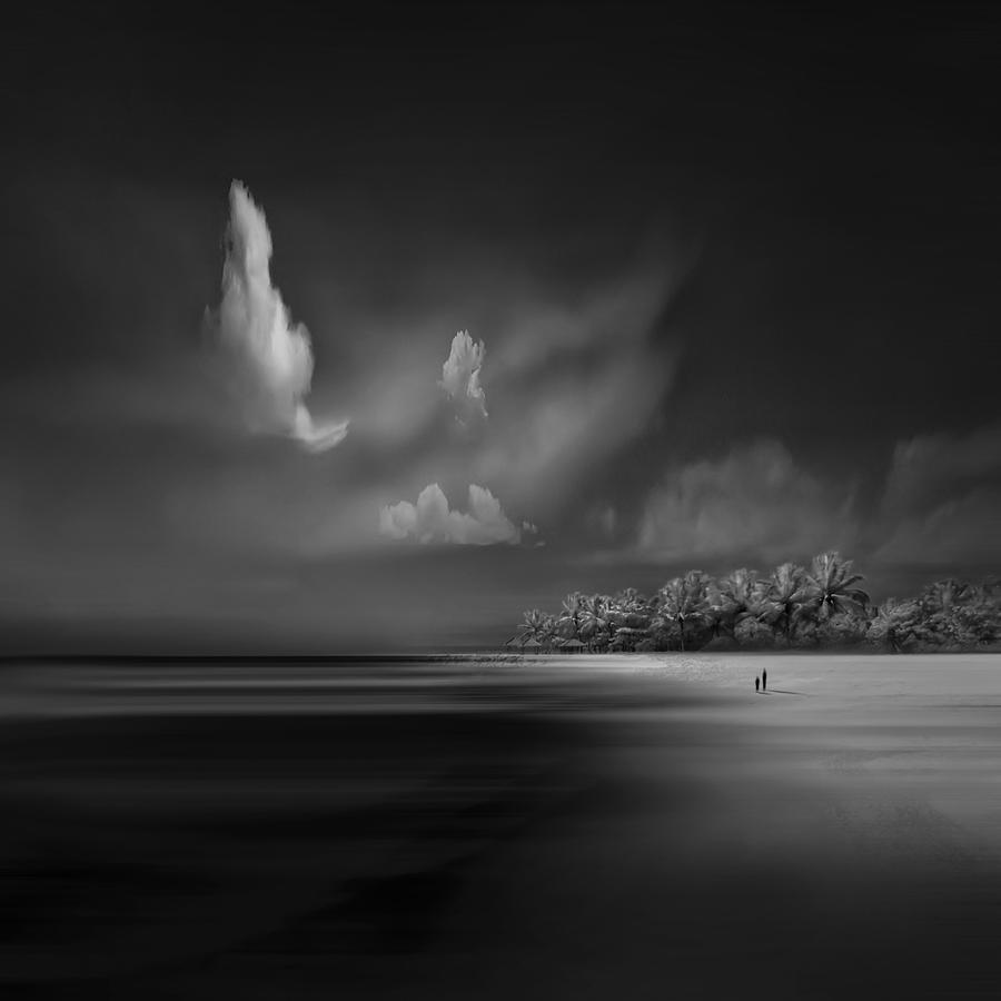 Sea Shore View Photograph by Antonyus Bunjamin (abe)