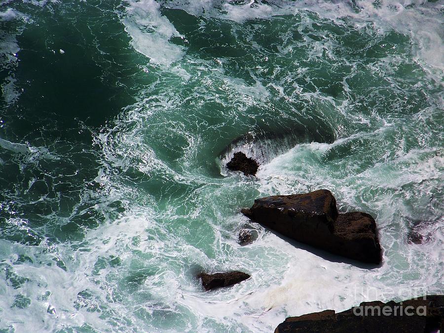 Sea Swirl by Julie Rauscher