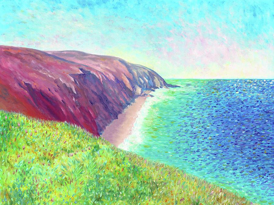 Sea View by Elizabeth Lock