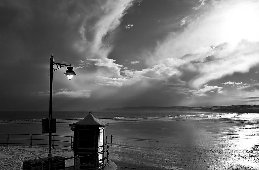 Beach Photograph - Seafront by Svetlana Sewell