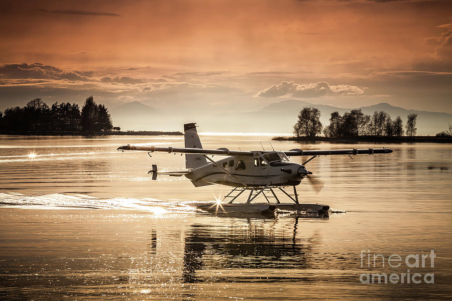 General Photograph - Seair Beaver 1 by Rastislav Margus