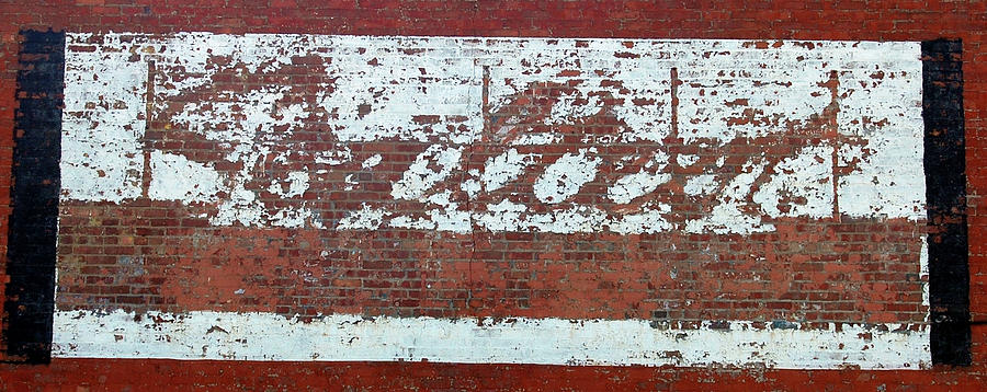 Brick Photograph - Sealtest by Jame Hayes