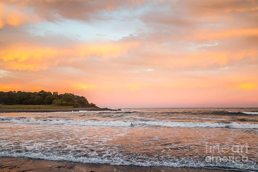 Seapoint Sunset by Susan Cole Kelly