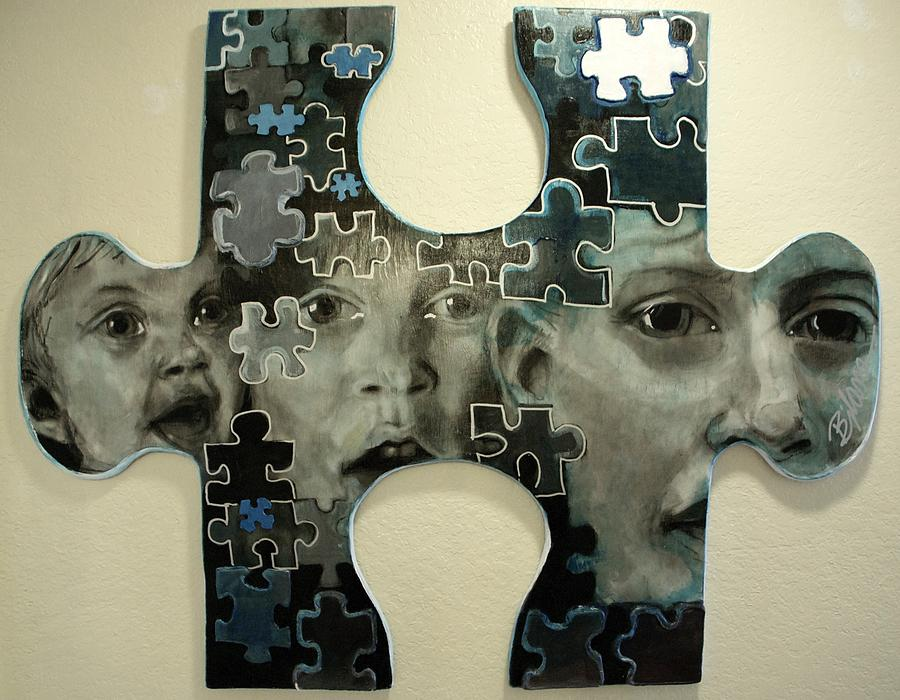Searching for the missing piece by BJ Lane