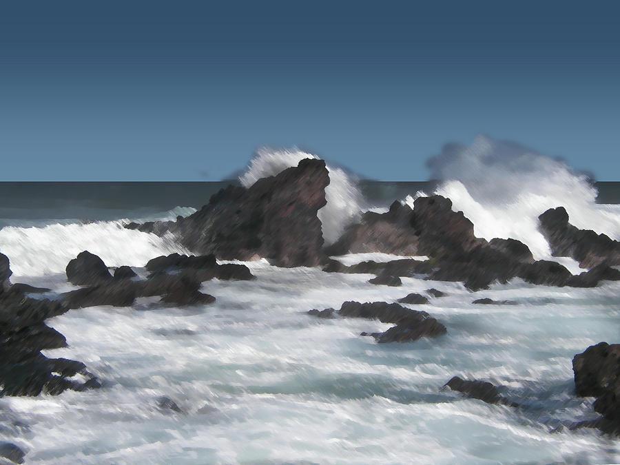 Seascape 6 by michaelalonzo kominsky