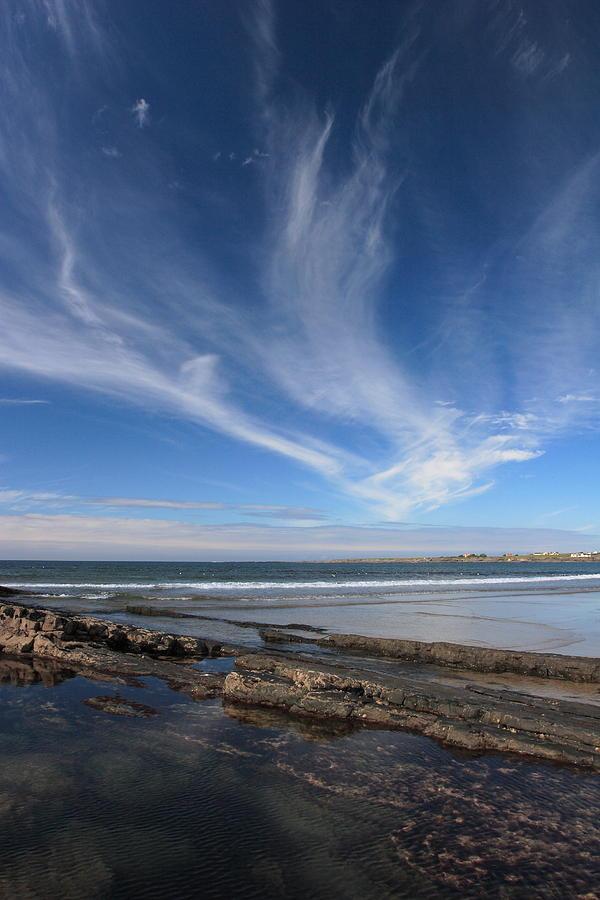 Seascape Photograph - Seascape Ireland by Pierre Leclerc Photography