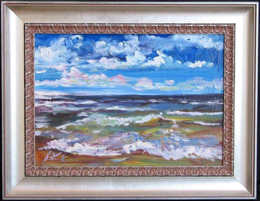Seascape Painting by Kruk