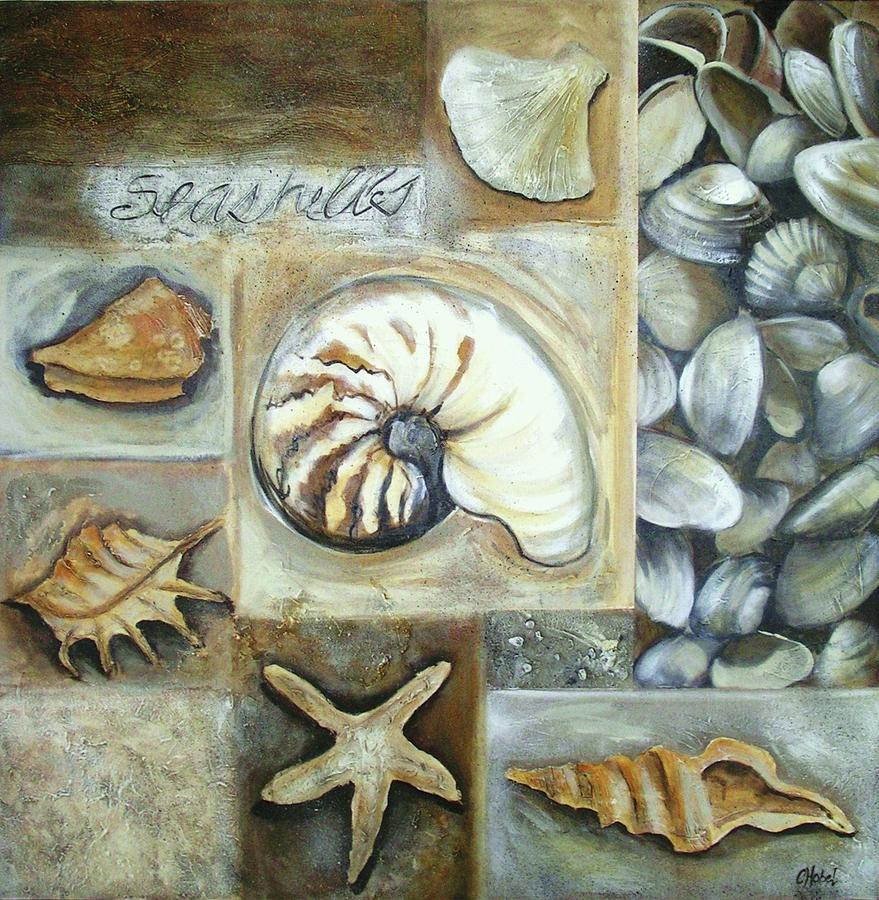 Seashells by Chris Hobel