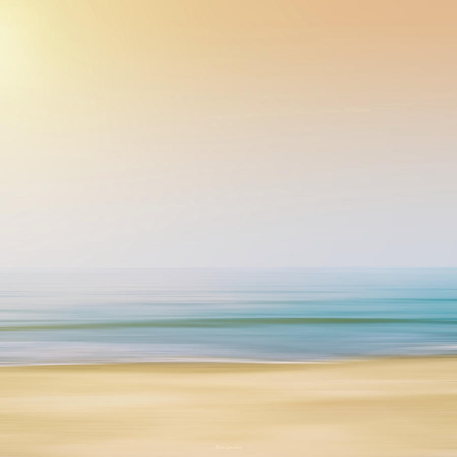 Seashore Photograph - Seashore by Wim Lanclus