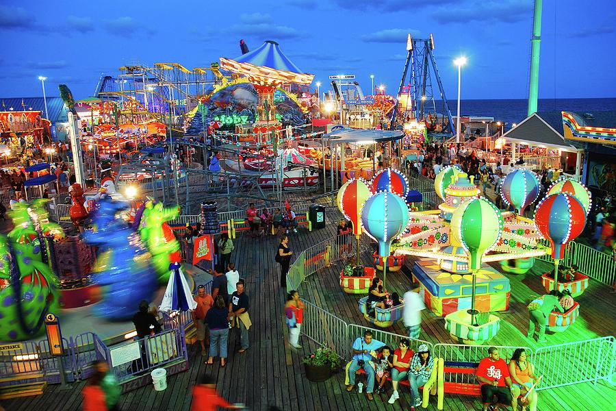 seaside casino pier