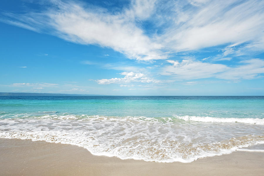Kangaroo Island Photograph - Seaside Serenity by Catherine Reading
