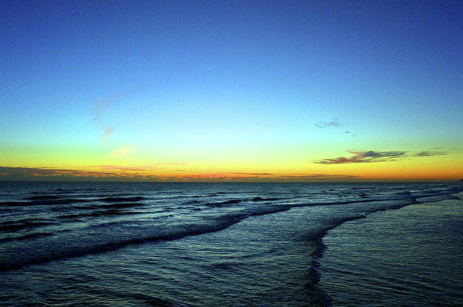 Seaside Sunrise Photograph