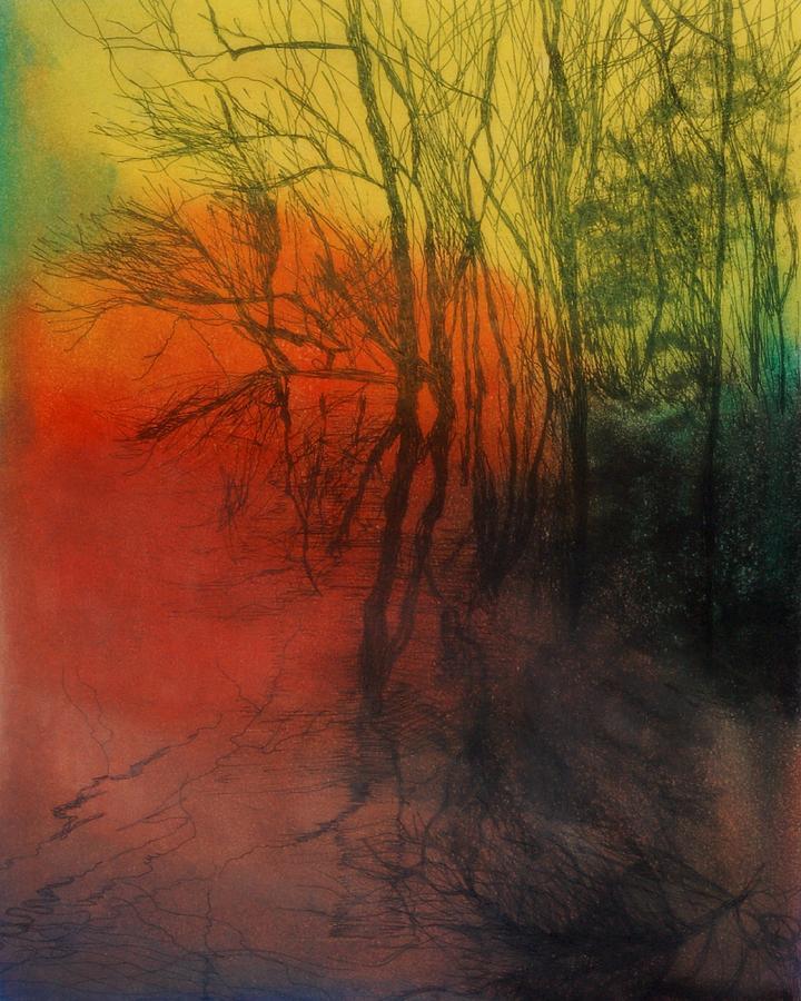 Seasons Change Mixed Media by Robert Grubbs