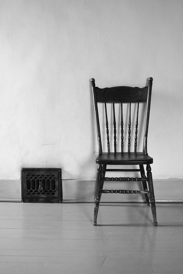 Seat Photograph - Seated by Larysa  Luciw