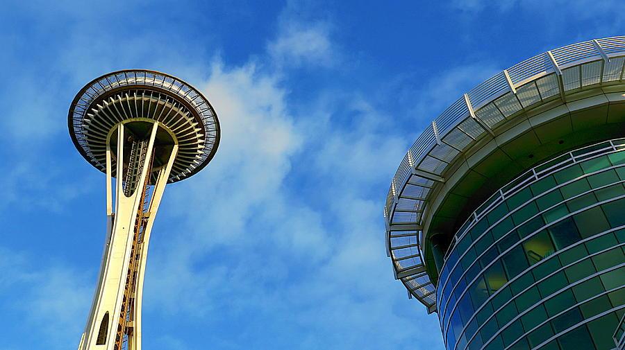 Seattle Circles by TJ Scar