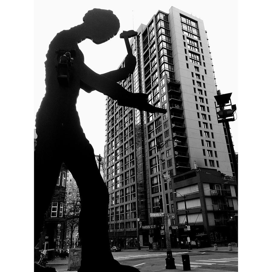 Seattle Giant by TJ Scar