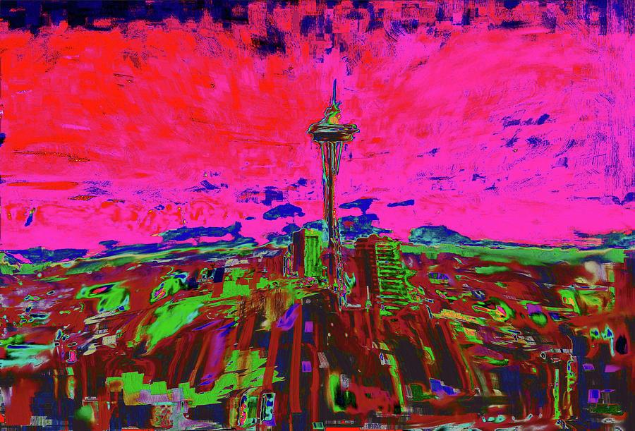 Seattle Heatwave by Carla Dreams
