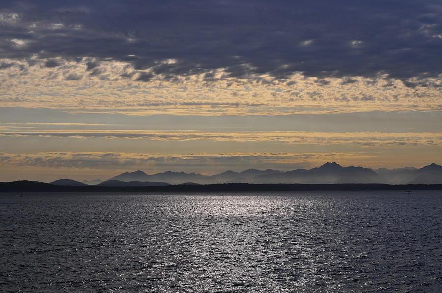Seattle Photograph - Seattle by Mandy Wiltse
