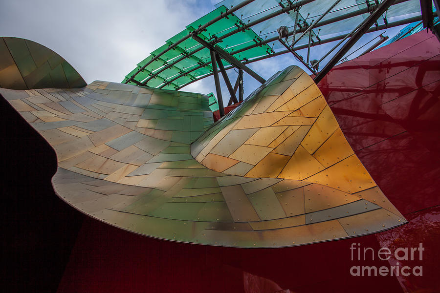 Seattle Shapes by Stephen McDowell