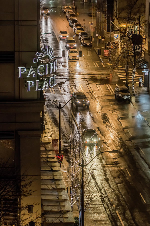 Seattle's 6th and Pine by E Faithe Lester