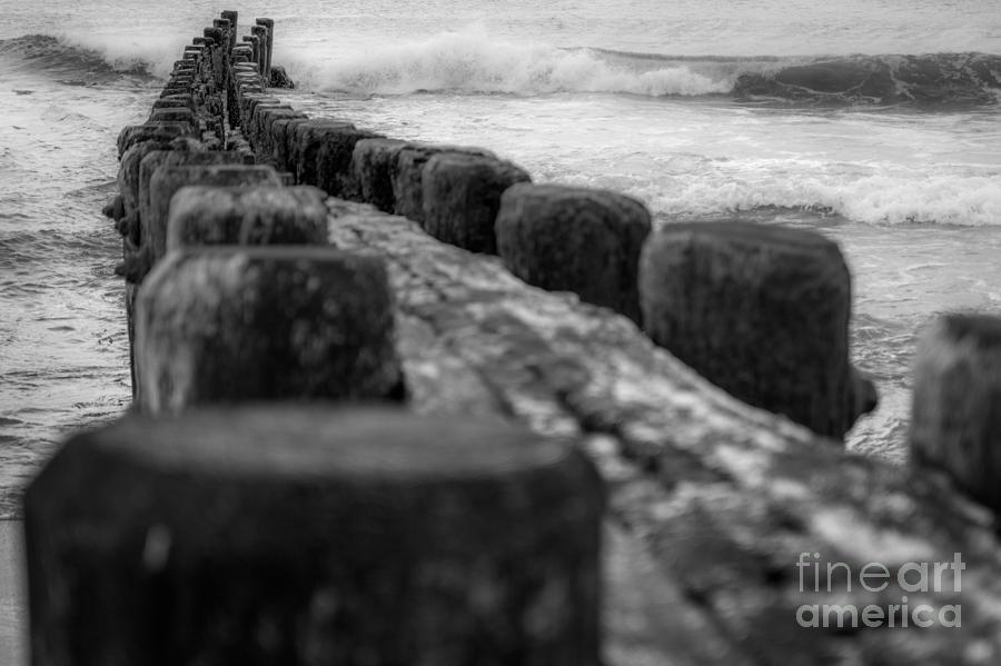 Seawall Photograph
