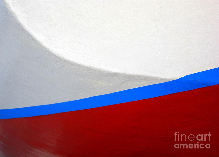 Boat Photograph - Seaworthy by Carol Groenen