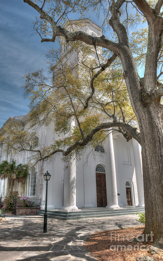 Second Presbyterian Church Photograph