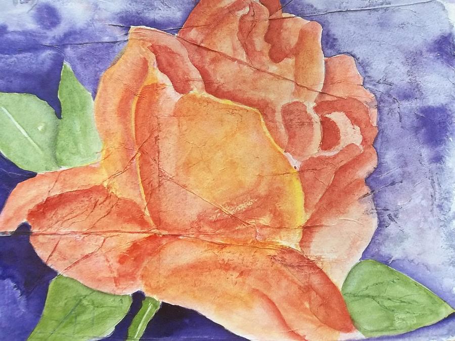 Second Rose by Audrey Bunchkowski