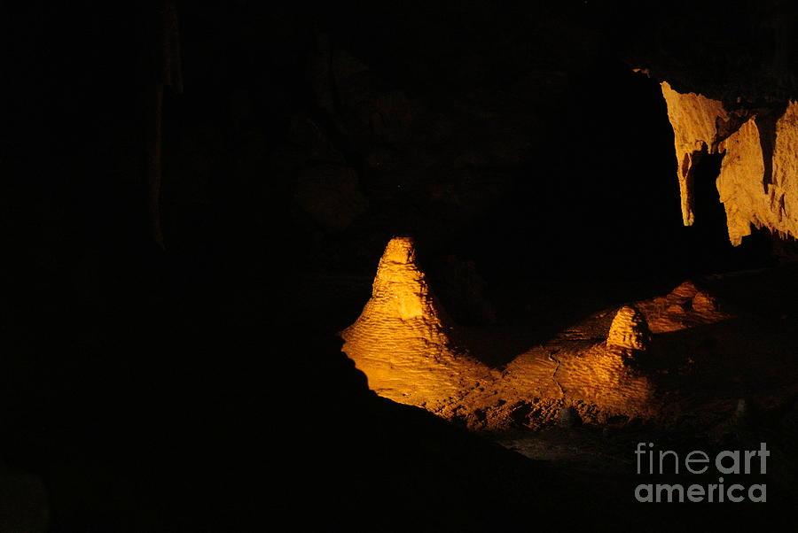 Cave Photograph - Secret Cave by Oscar Moreno