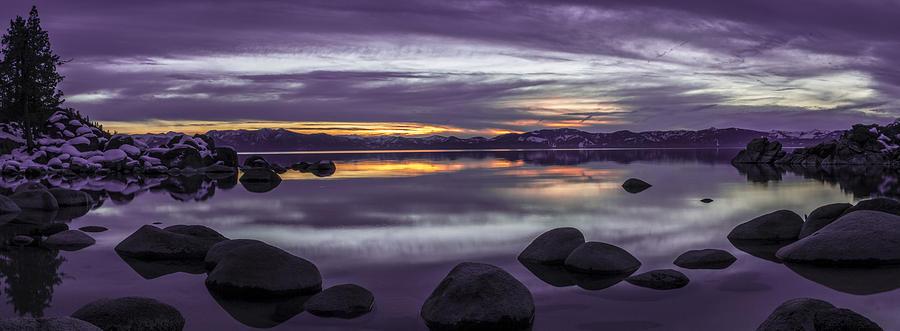 Nature Photograph - Secret Harbor by Brad Scott