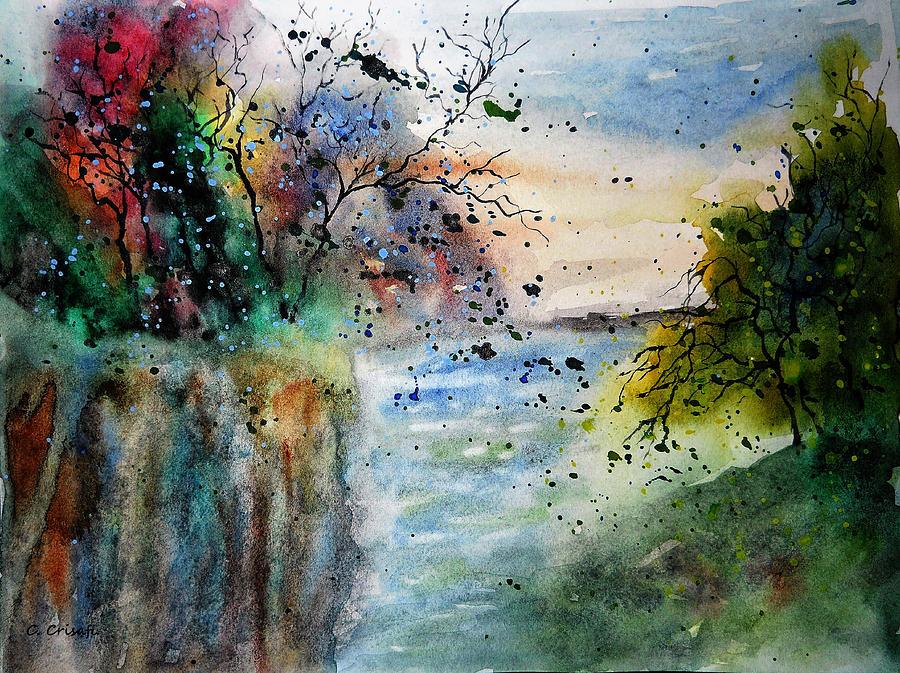 Secret Streamlet by Carol Crisafi