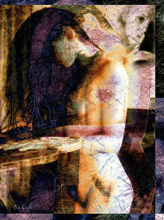 Abstract Photograph - Secrets by Bob Orsillo