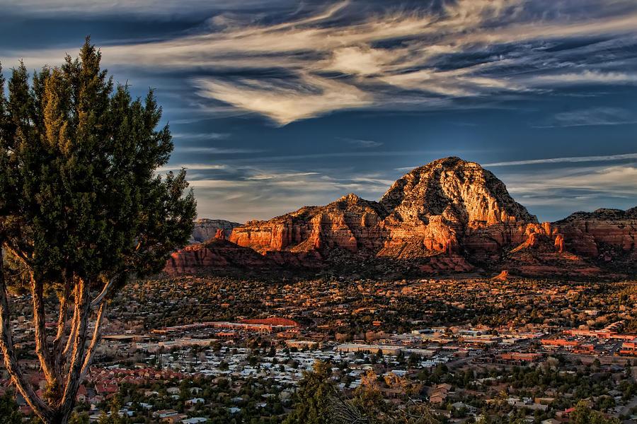 Arizona Photograph - Sedona Arizona by Waterdancer