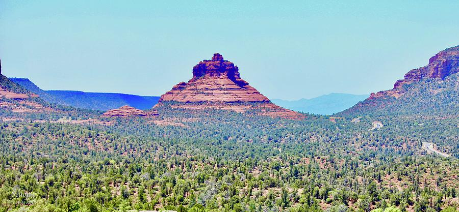 Sedona Bell Rock Photograph