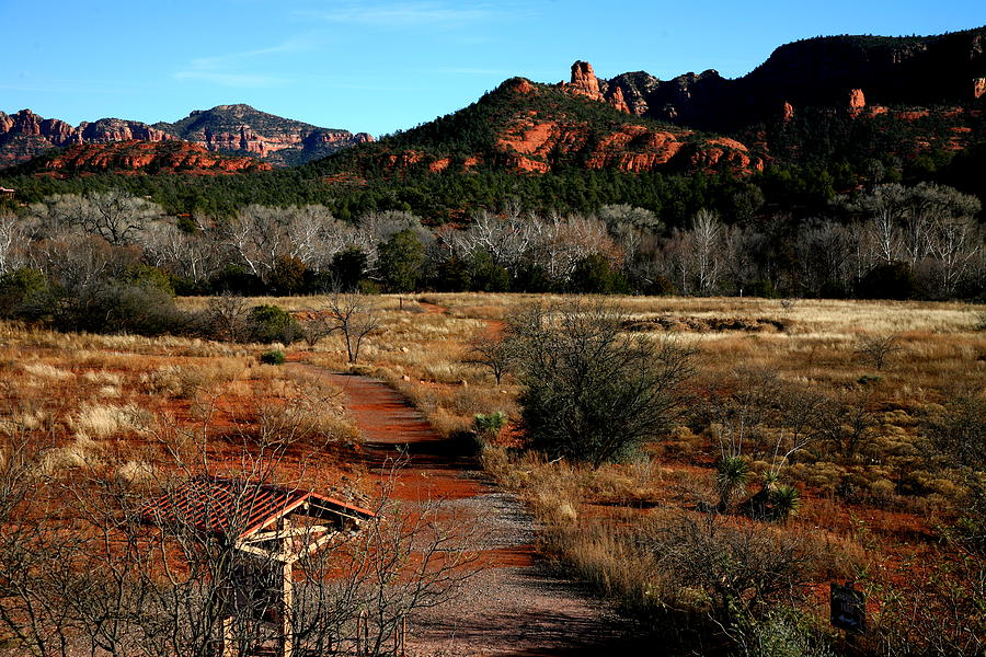 Landscape Photograph - Sedona by Jennilyn Benedicto