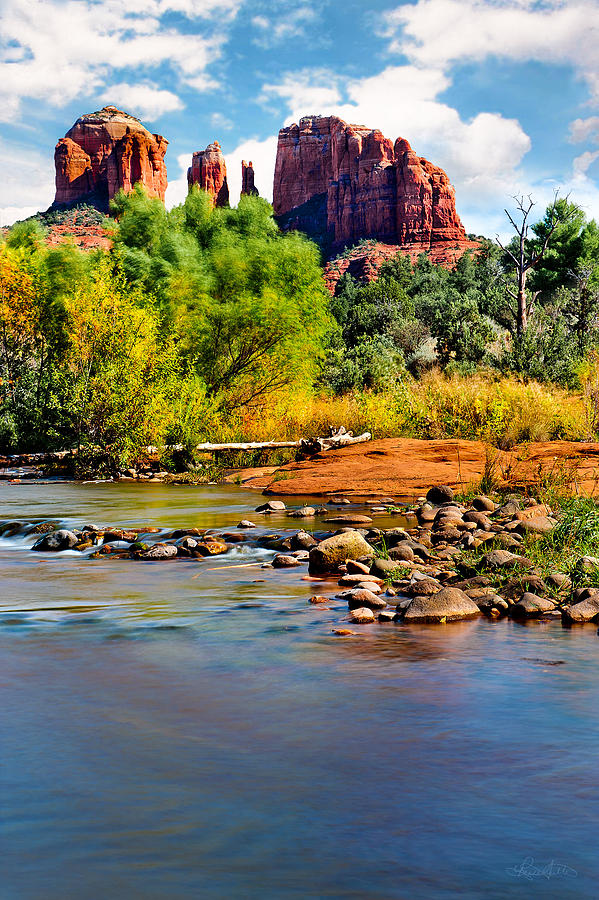 Sedona Solitude by Renee Sullivan