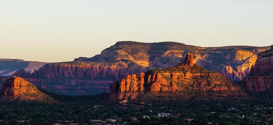 Sedona Sunrise by Robert McKay Jones