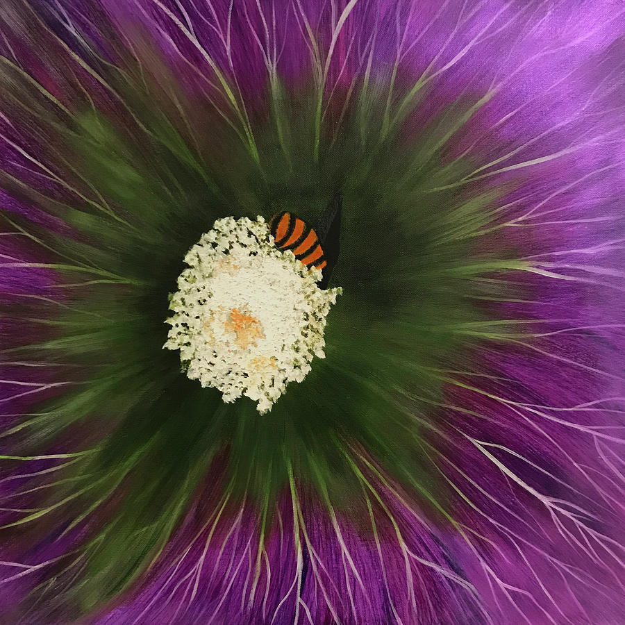 See the Bee? by Donna Manaraze