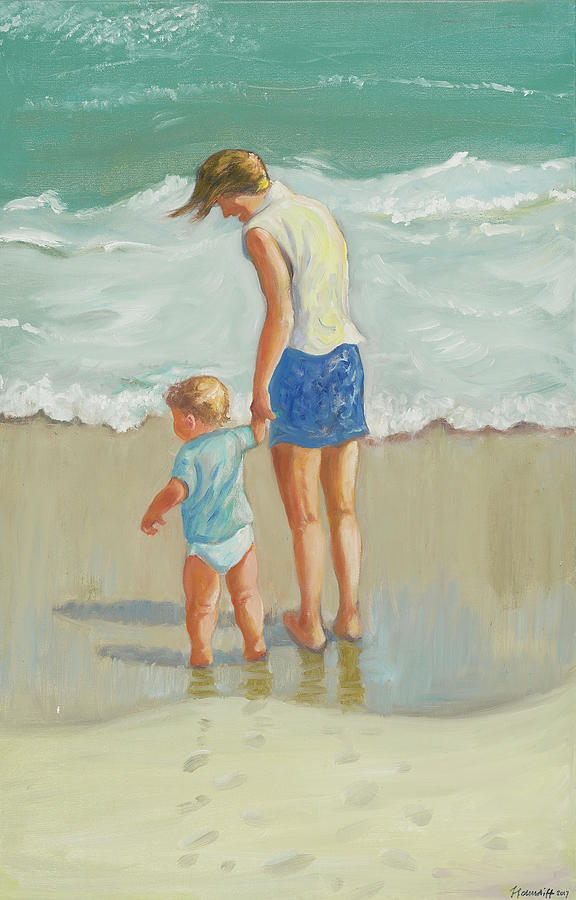 See the Sea by Laura Lee Cundiff