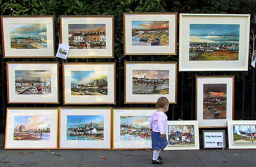 2020 images of Ireland.......... Buy one a year and you will have a starter COLLECTION in 5 yrs by Val Byrne