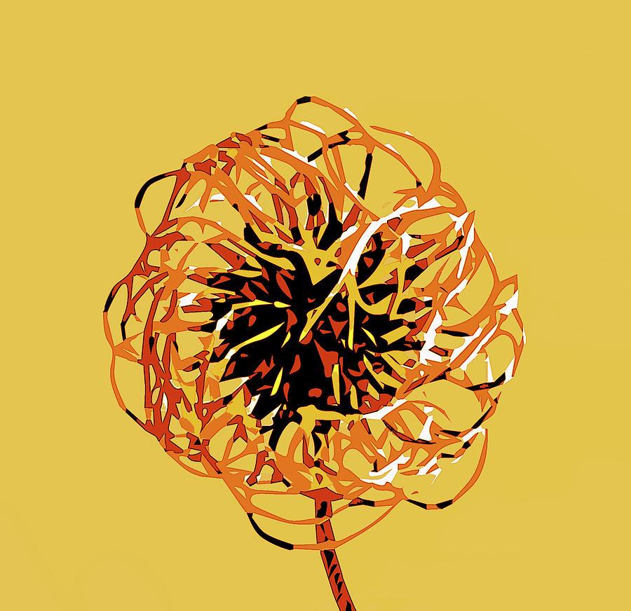 Seedhead by Mary Castellan