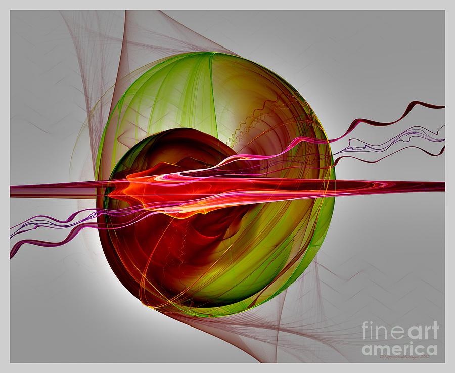 Seeds Of Life Digital Art