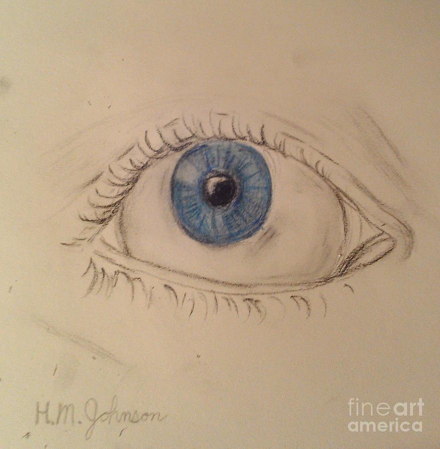 Seeing Eye Drawing