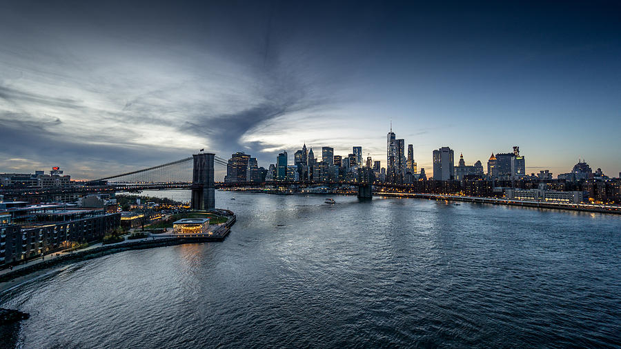 Nyc Photograph - Seldom by Johnny Lam